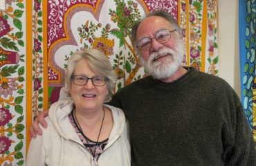 Image: Icons owners Theresa and Albert Morales